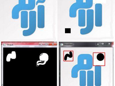 پیدا کردن تفاوت های دو تصاویر با opencv در پایتون